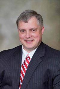 Portrait of Attorney Bradley D. Allison